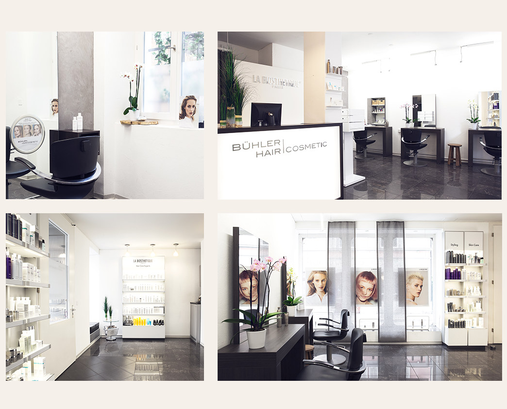 Coiffeur-Salon Bühler Hair & Cosmetic, Chur